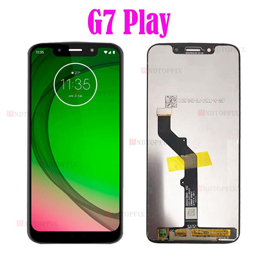 Moto G7 XT1962 LCD