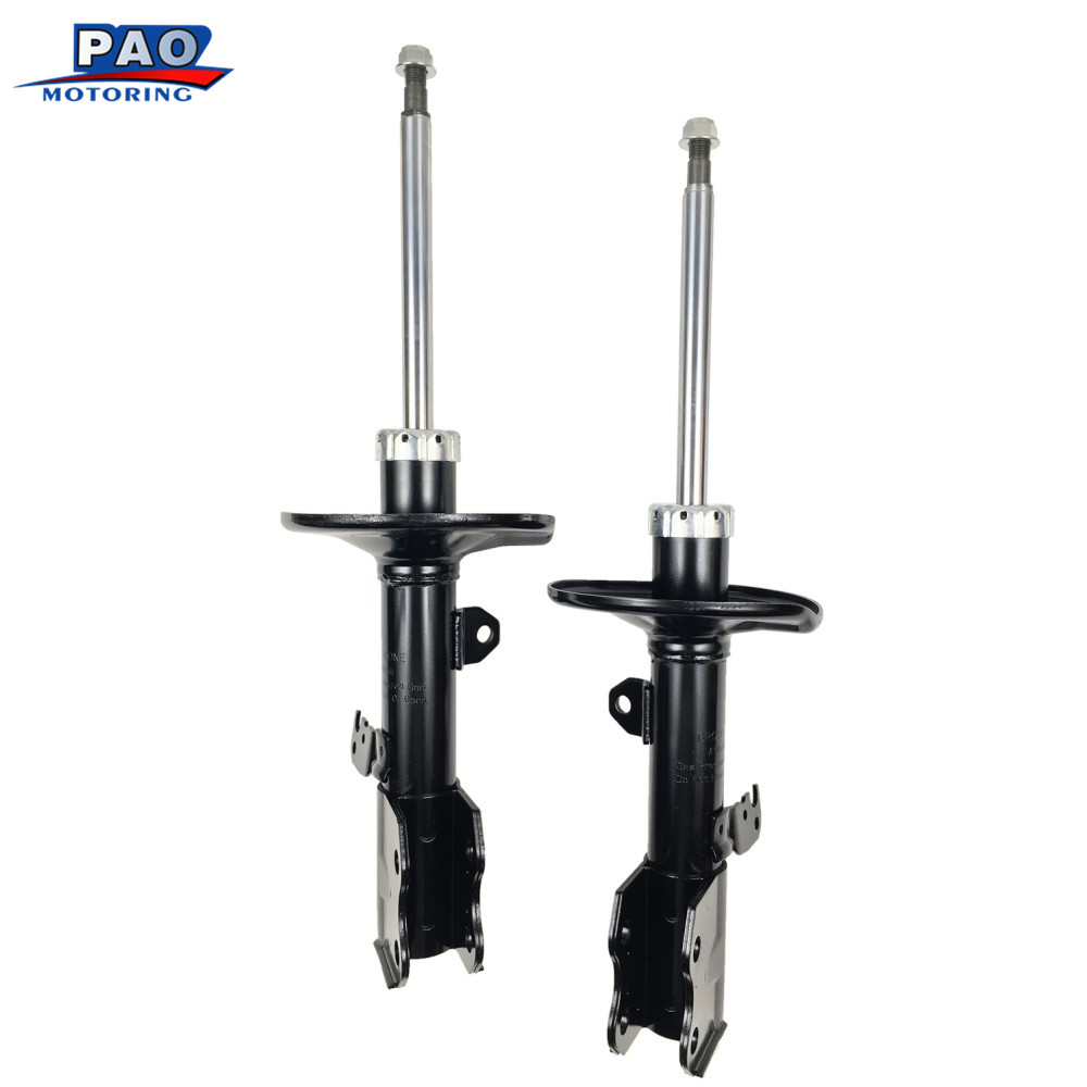 2PC New Front Strut Shock Absorber Left and Right Pair Set Fit for Toyota Prius 2004 2005 2006 2007 2008 2009 OEM 72358,72357 absorber cover cap front shock absorber cover cap for dynas 2008 2013 except 2008 fxdse