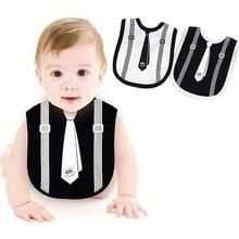 Модный детский новорожденный для малышей детский хлопковый водонепроницаемый нагрудник Детский Нагрудник слюнявчик полотенце высокое качество мягкий для вашего ребенка