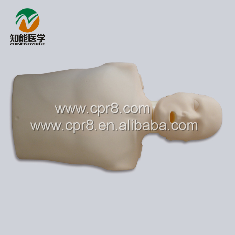 BIX/CPR100B Half-Body CPR Training Manikin  MQ87 bix cpr100b half body cpr training manikin adult half body cpr manikin model 076
