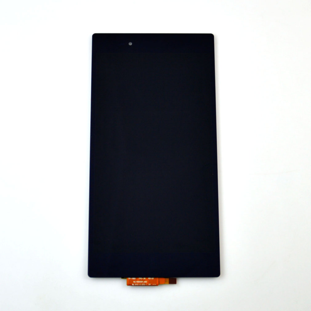 For Sony Xperia Z Ultra XL39h XL39 C6806 C6843 C6833 black Touch Screen Digitizer LCD Display