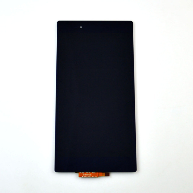 For Sony Xperia Z Ultra XL39h XL39 C6806 C6843 C6833 black Touch Screen Digitizer LCD Display Monitor Screen Assembly
