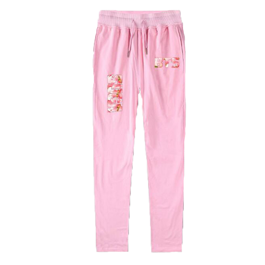 Big Size 4XL Women's Pants Korean Fashion KPOP BTS Women Sweatpant Cargo Jogger Pants Female Harem Loose Long Pant With Pocket