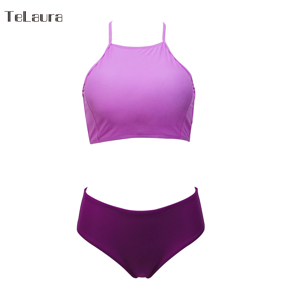 Sexy High Neck Bikini, Women's Swimwear, Push Up Swimsuit, Brazilian Bikinis, Women Bathing Suit 50