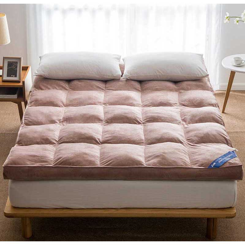 Chpermore Five-star Hotel Thicken Foldable Mattress Toppers Single Double Tatami For Family Bedspreads King Queen Twin Full Size