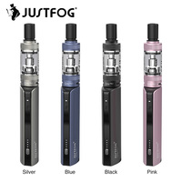 Original JustFog Q16 Pro Kit 900mAh with 1.2ohm/1.6ohm Coil & 1.9ml Atomizer 4 Variable Voltage Vape Pen Kit vs Minifit/ Q16 Kit