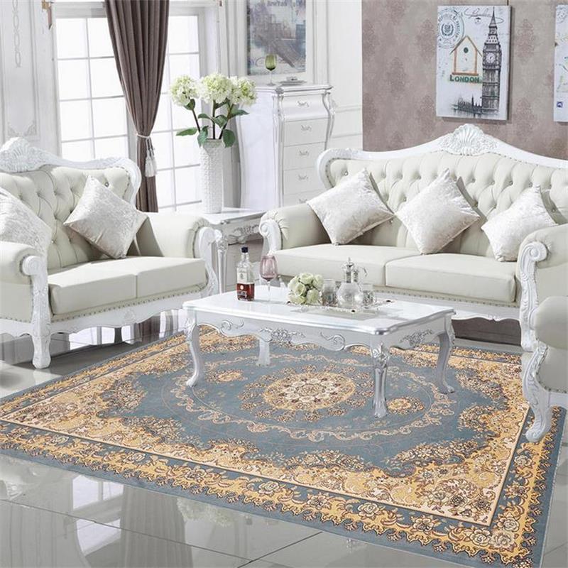Tapis pastoraux et 160x230 CM tapis pour la maison salon classique chambre tapis de sol salle d'étude tapis canapé Table basse tapis