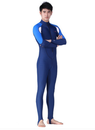9bc307743b Fashion One piece Swimsuit Plus Size Wetsuits Lycra Surfing Womens surf  clothes neoprene Swimming Suit for Men Kids Scuba Diving