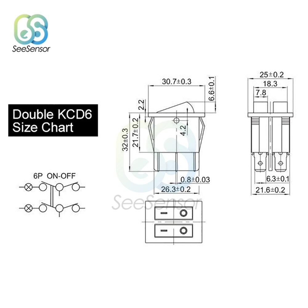 KCD6规格书