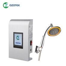 Генератор озона машина TWO002 Питание Вода овощей фруктов свежее озонатор