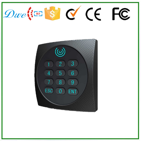 DWE CC RF chip card rfid passport gate reader for door entry access control system