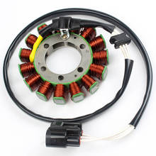Magneto Engine Stator Generator Charging Coil For Kawasaki Ninja ZX10R ZX-10R 2008 2009 2010 Copper hot sales cowl kits for kawasaki ninja 2008 2009 2010 zx 10r new orange zx10r z x 10r spare free customized abs moto fairings