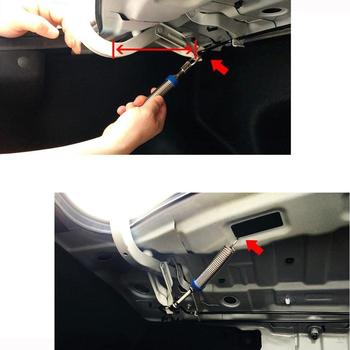 1pcs Auto Car Trunk Boot Lid Lifting Metal Adjustable Spring Device Tool Remote Open Automatic Device Random 0.13kg Car