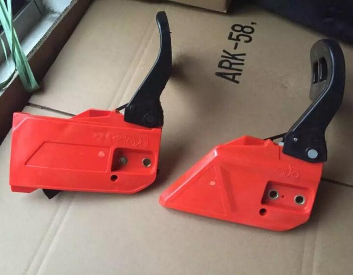CHAIN BRAKE HANDLE HOUSING FITS ZENOAH G4500 5200 5800 5900  & CLONE 45CC 52CC 58CC 59CC CHAINSAWS SPROCKET COVER