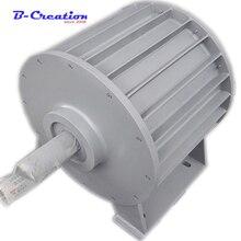 2500W Wind Turbine Generator Low Speed Start NdFeB permanent magnet generator  for SALE все цены
