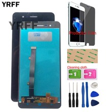 5.0 LCD Display For ZTE Blade A510 BA510 LCD Display Digitizer With Touch Screen Assembly Repair Parts Tools Protector Film