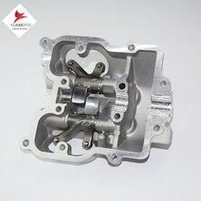 Головка цилиндра и крышка головки цилиндра в сборе CF500 CF188 двигателя. Он включает все небольшие части внутри головки цилиндра и крышки