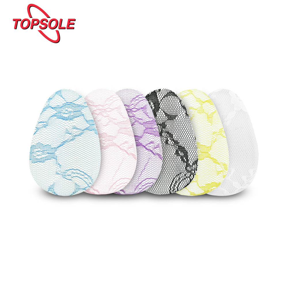 TOPSOLE Gel Forefoot Shoe Insole Metatarsal Pads Ball Of Foot Cushions For Women High Heels To Pain Relief H1010