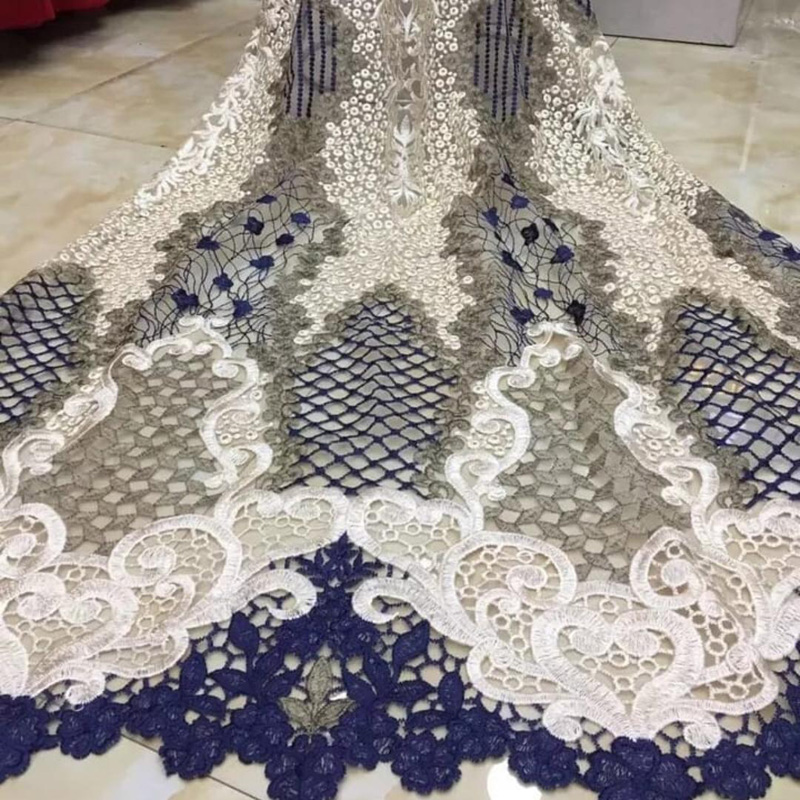 Free shipping (5yards/pc) High quality African net lace fabric newest embroidered French lace fabric for party dress FLZ900Free shipping (5yards/pc) High quality African net lace fabric newest embroidered French lace fabric for party dress FLZ900