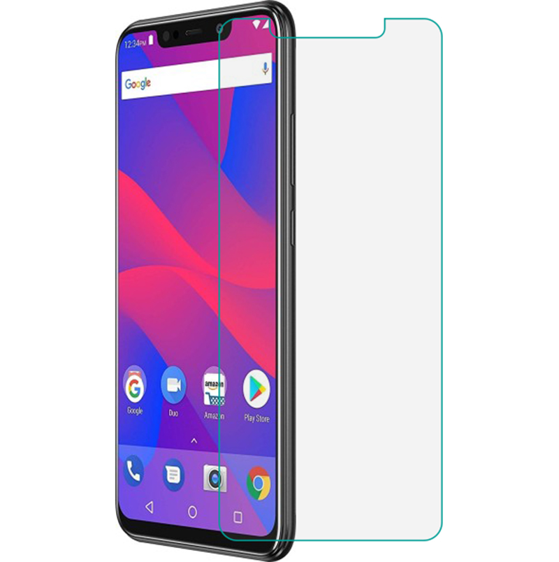 Phone Tempered Glass For BLU Vivo Go XL4 XL3 XI  XI+ XI Plus 9H 2.5D Phone On Protective 10lite Glass