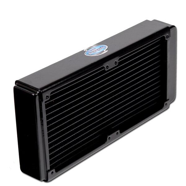 Syscooling PD240 медь водяного охлаждения радиатор для компьютера ...