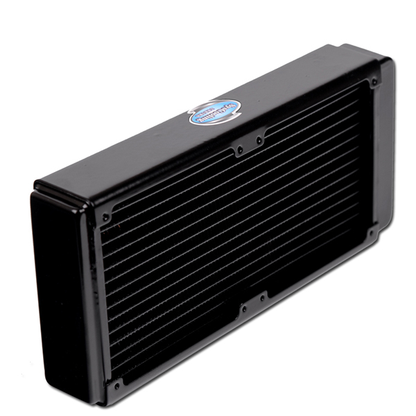 Syscooling PD240 copper watercooling radiator for computer ...