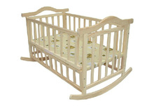 kingtoy Infant Bed wood  Baby Cribs (net gift)