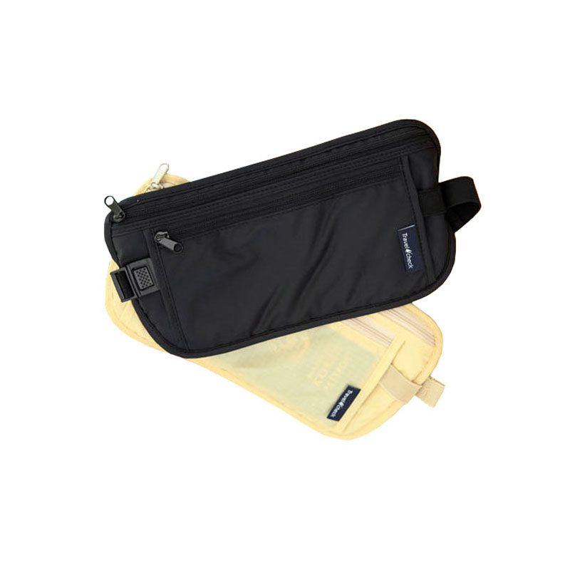 Portable Nylon Women Waist Bag Men Casual Travel Waist Pack Girls Fashion Utility Fanny Pack