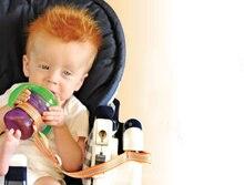 Hot Bottle Slip resistant Belt Slip poussette carrinho de boneca babyzen double doll stroller doll buggy