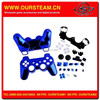 For PS3 Controller Shells Mod Kits 5 Color In 1 Order