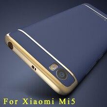 Xiao Mi 5 чехол оригинальный iPaky бренд luxuryslim Xiaomi luxuryslim 5 Pro случай 3 в 1 предмет жесткий чехол для Xiaomi MI5 Prime чехлы 5.15″