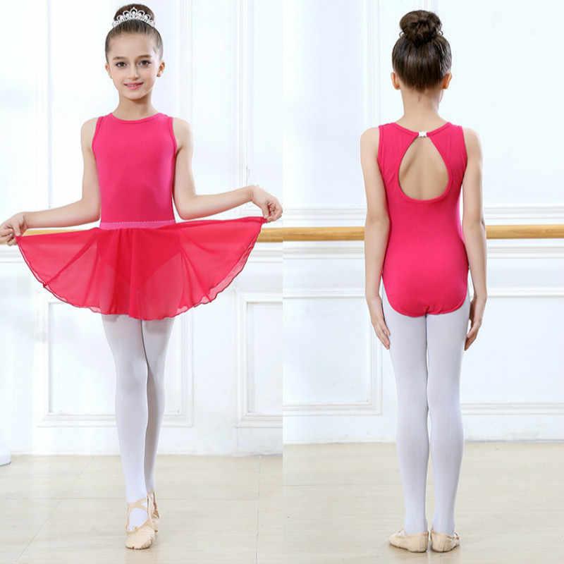 4a61d0043 Toddler Girls Ballet Dress short Sleeves Athletic Dance Leotards Dress  Ballet Gymnastics Leotards Acrobatics for Kids Dance Wear