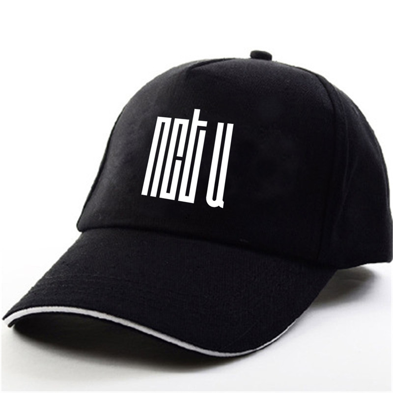 YOUPOP KPOP NCT U Album MARK DO YOUNG TAE IL JAE HYUN TAEYONG TEN Baseball Cap Hip-hop Cap Men Women Hats