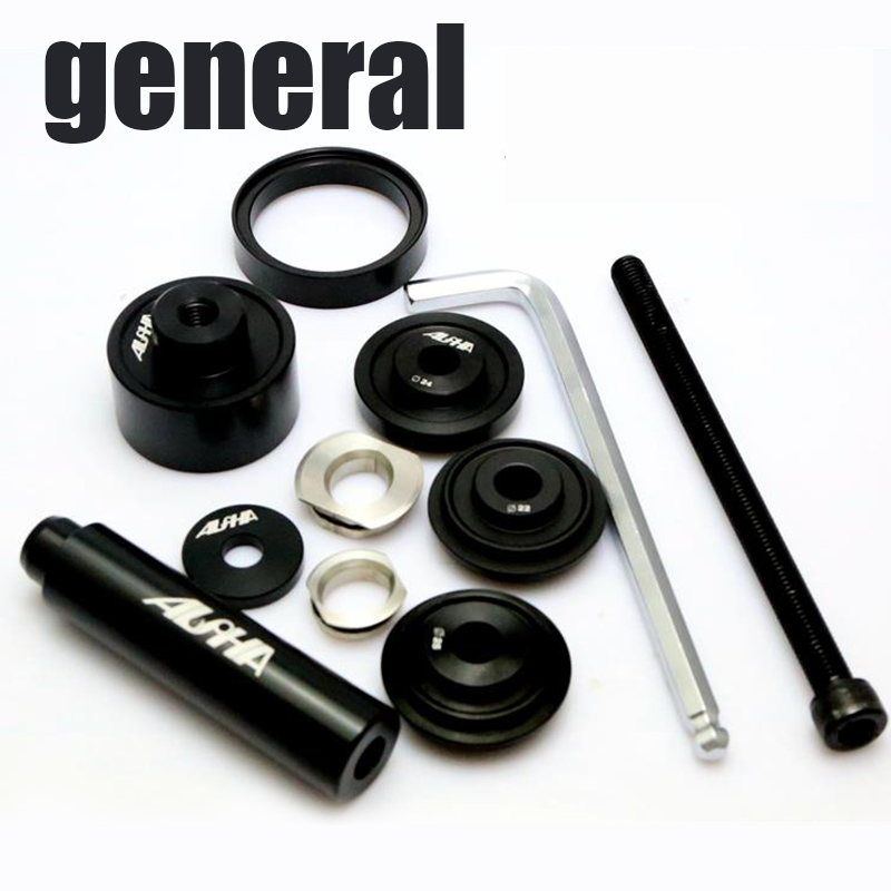 цена на BB Install and Remove tool set 6061 aluminum alloy Bottom Bracket Taiwan alpha bb86 bb90 bb91 bb92 bb30 bb30a bb94 bb95