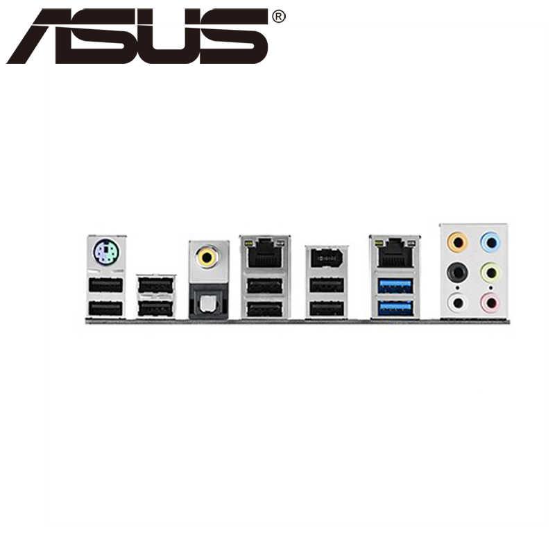 Asus P8P67 WS Revolution pulpitu płyta główna P67 gniazdo LGA 1155 i3 i5 i7 DDR3 32G ATX UEFI BIOS oryginalny używane płyty głównej na sprzedaż