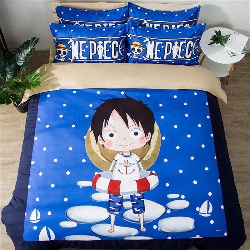 3D Japanese NARUTO One Piece Anime Bedding Set Twin Queen King single double Size Duvet Cover sets bedclothes Teen Boys Bedroom3D Japanese NARUTO One Piece Anime Bedding Set Twin Queen King single double Size Duvet Cover sets bedclothes Teen Boys Bedroom