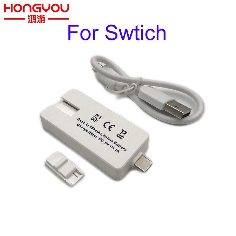 Portable Dongle pour Commutateur Charges Utiles Injecteur buit sur ouvert MRC NS Injecteur JIG Soutien SX OS Atmosphère Hekate ReiNX avec batterie
