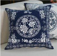 Free Shiping 2013 Hotseling Wholesale Chinese Style Discount Throw Pillow Covers Decorative Pillow Sofa Cover Set