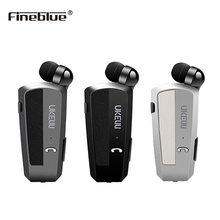 Fineblue Uk-100 Wireless Headphone Call Vibration Bluetooth Earphone With Mic Handsfree Headset Earbuds For Iphone Xiaomi