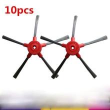 10 шт./лот робот пылесос аксессуары сбоку щетка для замены kaily 310a 310b 310c S560 s560w S750