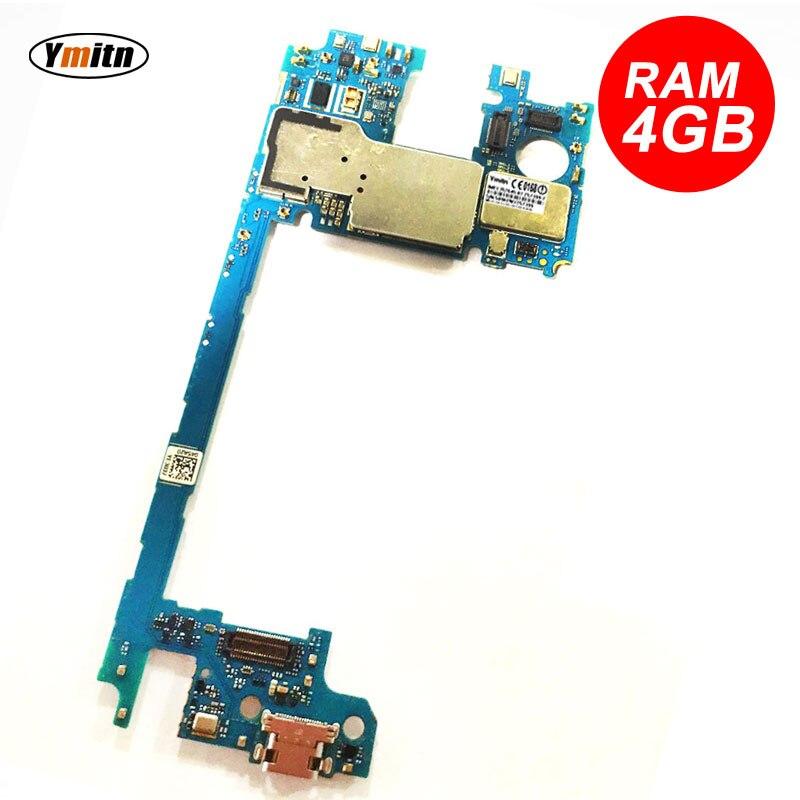 Ymitn Unlocked Mobile Electronic Panel Mainboard