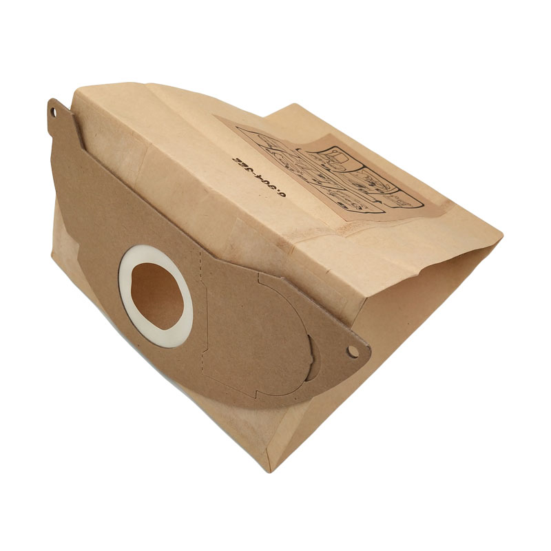 3pcs/lot Vacuum Dust Filter Paper Bag for KARCHER A2004 A2WD2250 054 MV2 Efficient Dust Collection Bags(China)