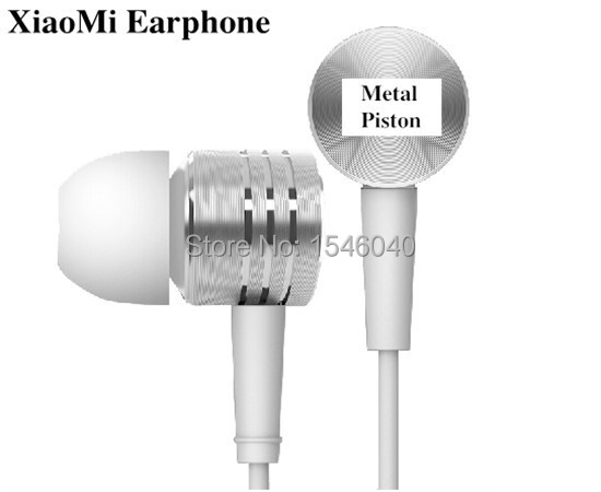 3.5mm In-Ear Wired Stereo game&music Earphone headset For IPHONE 4 5 6 Samsung Galaxy S3 S4 S5 Galaxy Note 3 4 MP5 MP4
