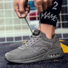 zapatillas mens baskets sneakers 2018  men sports shoes flat lether men running shoes Outdoor comfort high quality travel shoes