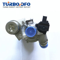 Turbocharger New complete turbo K03 53039880121 53039880120 53039880104 for Citreon C4 / DS 3 1.6 THP 150/155 EP6DT / EP6CDT