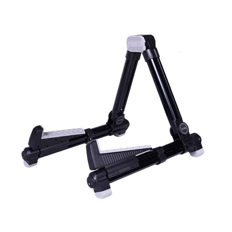 Aroma AUS-08 Instrument Stand For all Sizes of Ukulele/Violin and Other small Instrument Guitar Parts sews aroma ags 03 stand a frame holder bracket for all sizes of guitars basses stringed instrument universal