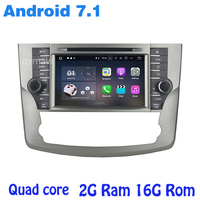 Android 7 1 Quad Core Car Dvd Gps Player For Toyota Avalon 2011 2014 With Rds