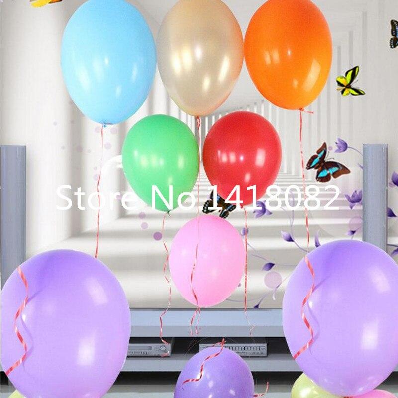 36inch 25g Okrugli veliki balon 5pcs / lot zlatno srebrni bijeli crni - Za blagdane i zabave - Foto 6