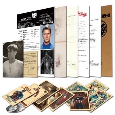 Captain America Archives Avengers Capital Surroundings Shield Agents Folders Marvel Movie Derivatives