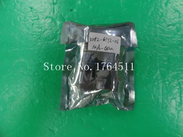 [BELLA] M/A-COM 3082-6172-06 DC-4GHz 6dB 2W RF Coaxial Fixed Attenuator N  --5PCS/LOT